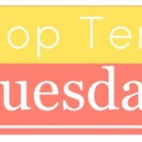 Top Ten Tuesday #14 – Top Ten Books with Travel