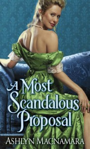 Review: A Most Scandalous Proposal – Ashlyn Macnamara