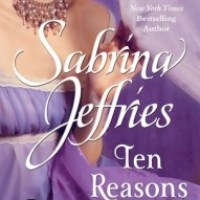 Review: Ten Reasons to Stay – Sabrina Jeffries