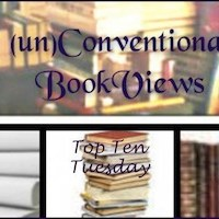 Top Ten Tuesday #18 – Authors Who Deserve More Recognition