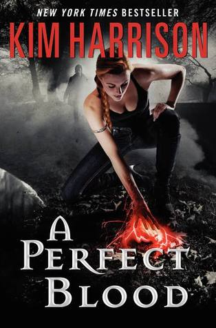 Review: A Perfect Blood (The Hollows #10) – Kim Harrison