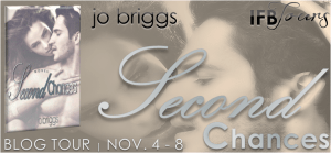 Blogtour and Giveaway: Second Chances  - Jo Briggs