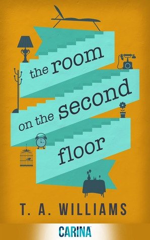 #COYER Review: The Room on the Second Floor – T.A. Williams