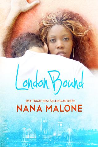 Blogtour and Review: London Bound – Nana Malone