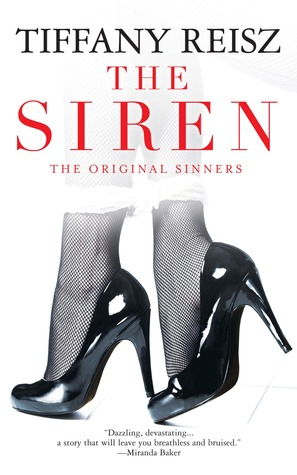 Review: The Siren (Original Sinners #1) – Tiffany Reisz