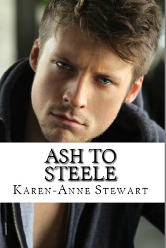 Blogtour and Review: Ash to Steele – Karen-Anne Stewart