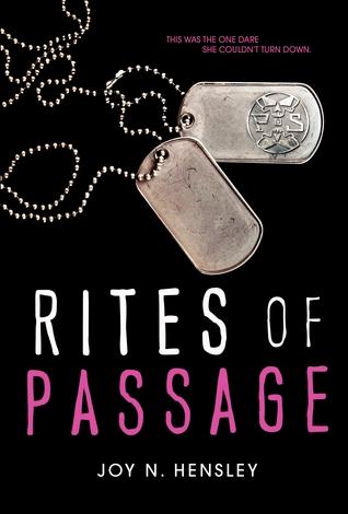 Review: Rites of Passage – Joy N. Hensley