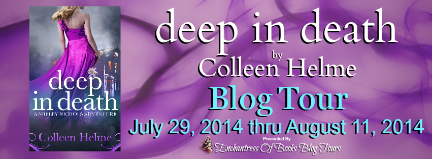 Blogtour Review: Deep In Death - Colleen Helme
