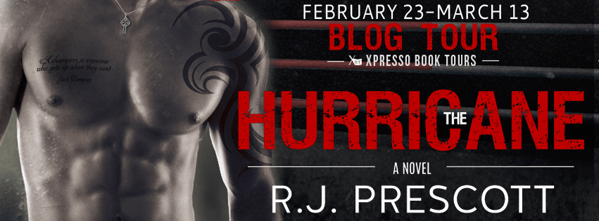Blogtour Review: The Hurricane - R.J. Prescott
