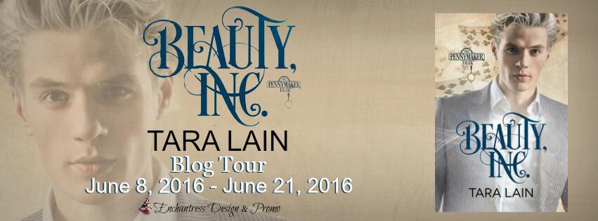 Blogtour Review: Beauty Inc. - Tara Lain