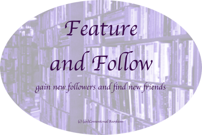 Feature and Follow #63 – Pic of my Fave Book in Fun Place