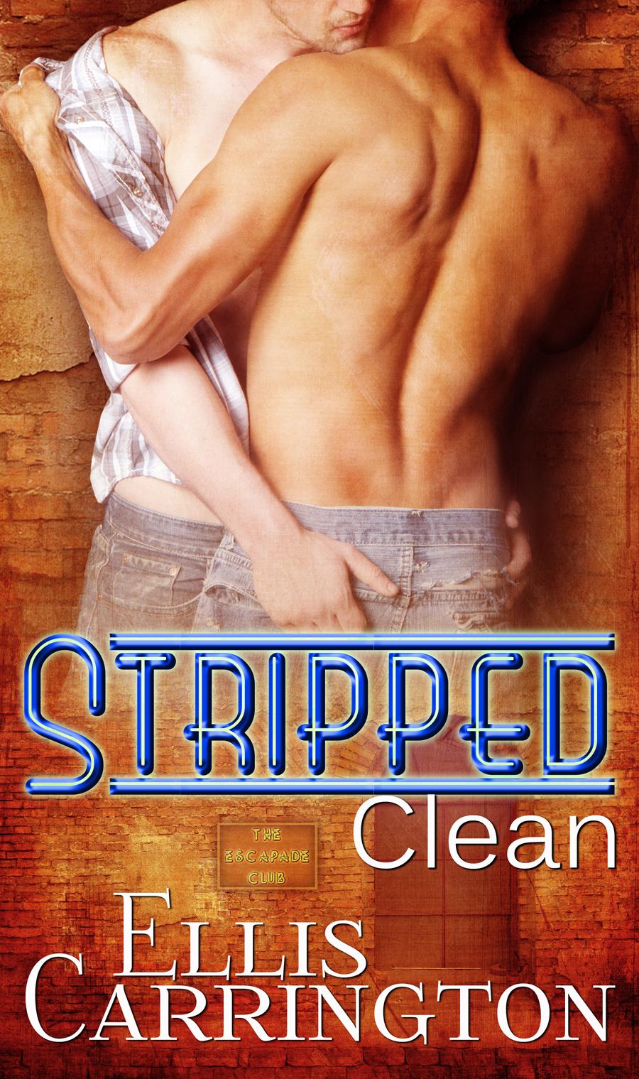 Blogtour Review: Stripped Clean – Ellis Carrington