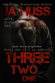 Three Two One cover - (un)Conventional Bookviews