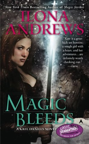 Review: Magic Bleeds – Ilona Andrews