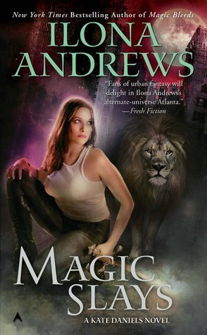 Review: Magic Slays – Ilona Andrews