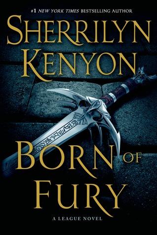 Review: Born of Fury (The League #7) – Sherrilyn Kenyon