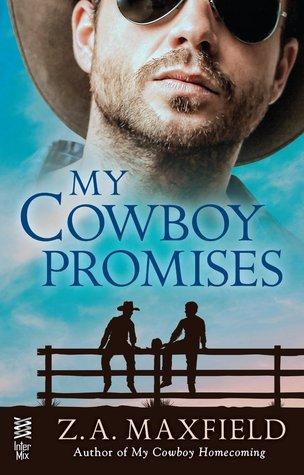 Blogtour Review: My Cowboy Promises – Z.A. Maxfield