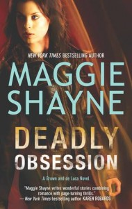 Deadly Obsession cover - (un)Conventional Bookviews