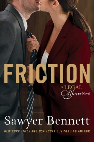 Review: Friction – Sawyer Bennett