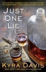 Just One Lie cover - (un)Conventional Bookviews