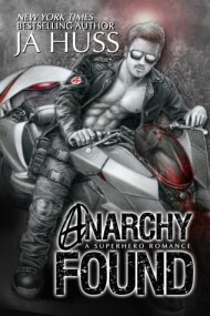 Anarchy Found cover - (un)Conventional Bookviews