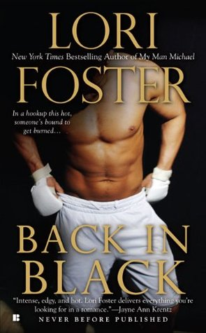 Review: Back in Black – Lori Foster