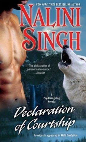 Review: Declaration of Courtship – Nalini Singh