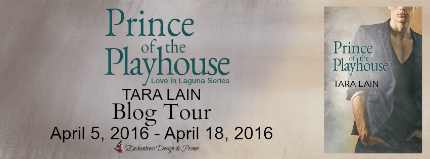 Blogtour Review: Prince of the Playhouse - Tara Lain