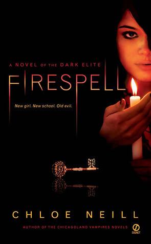 Review : Firespell – Chloe Neill