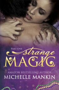 Strange Magic cover - (un)Conventional Bookviews