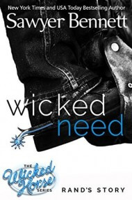 Wicked Need cover - (un)Conventional Bookviews
