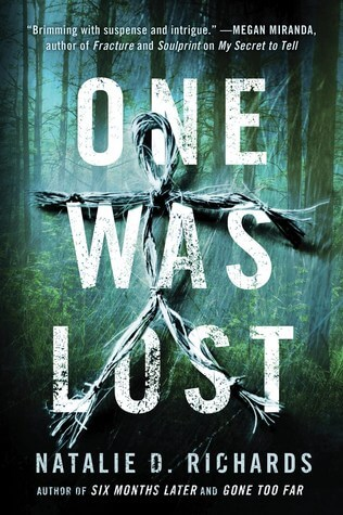 Review: One Was Lost – Natalie D. Richards