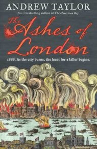The Ashes of London cover - (un)Conventional Bookviews