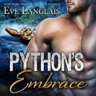 Python's Embrace audiocover - (un)Conventional Bookviews