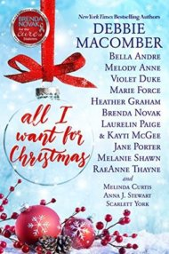 All I Want for Christmas cover - (un)Conventional Bookviews