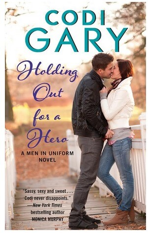Review: Holding Out for a Hero – Codi Gary