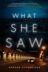 What She Saw cover - (un)Conventional Bookviews