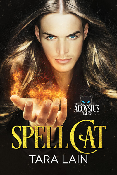 Blog tour Review: Spell Cat – Tara Lain