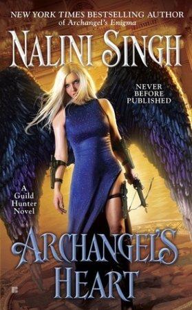 Archangel's Heart cover - (un)Conventional Bookviews
