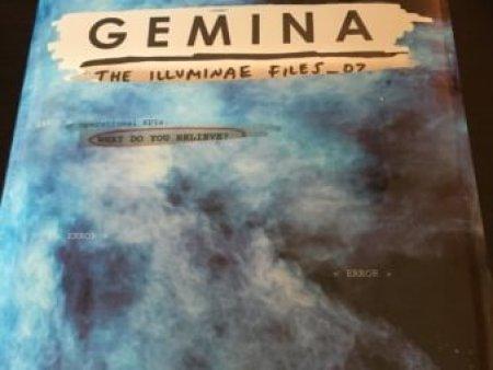 Gemina hardback cover - (un)Conventional Bookviews