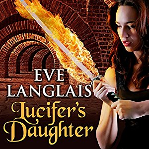 Audio Review: Lucifer's Daughter – Eve Langlais