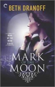 Mark of the Moon cover - (un)Conventional Bookviews - bought borrowed and wrap-up