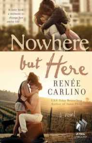 Nowhere but Here cover - (un)Conventional Bookviews - Weekend wrap-up