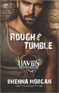 Rough & Tumble cover - (un)Conventional Bookviews - bought borrowed and wrap-up