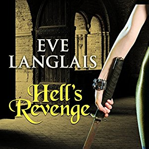 Hell's Revenge audiocover - (un)Conventional Bookviews - Weekend Wrap-up