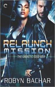 Relaunch Mission cover - (un)Conventional Bookviews - Weekend Wrap-up