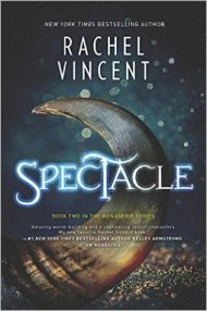 Spectacle cover - (un)Conventional Bookviews - Weekend Wrap-up