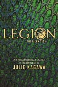 Legion cover - (un)Conventional Bookviews - Weekend Wrap-up