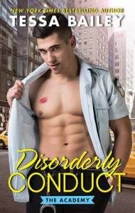 Disorderly Conduct cover - (un)Conventional Bookviews - Weekend Wrap-up