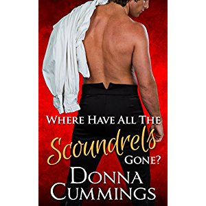 #Review: Where Have All the Scoundrels Gone – Donna Cummings